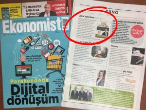 Ekonomist Dergisi Dijital Pazarlama Kitabı Olgu Şengül