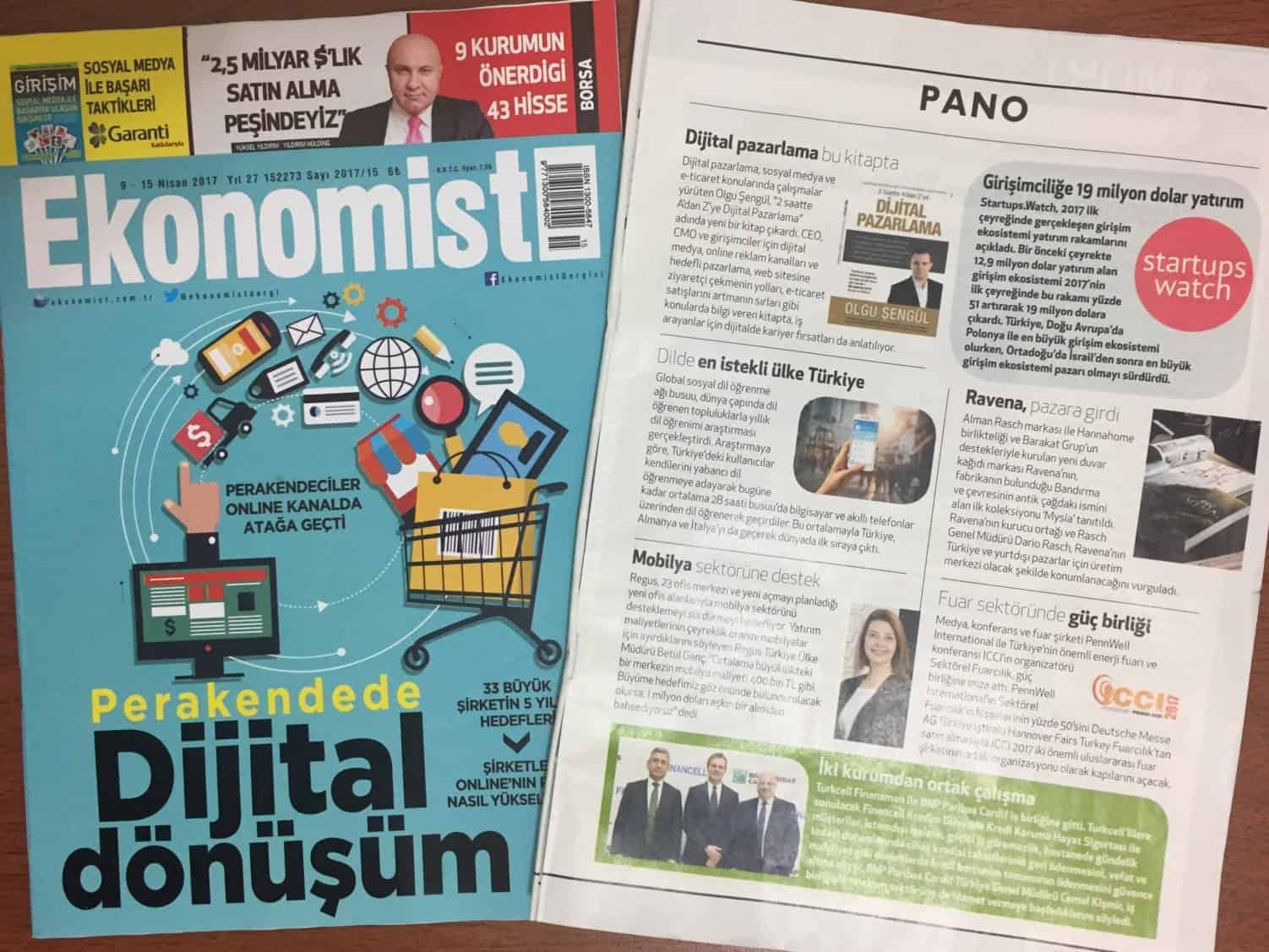 Ekonomist Dergisi Dijital Pazarlama Kitabı