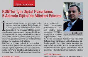 Ekonomix Dergisi Yazı Dijital Pazarlama