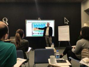 Dijital Pazarlama Eğitimi Sınıf Fotoğraf