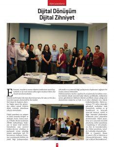 Dijital Dönüşüm Dijital Zihniyet Ekonomix Dergisi