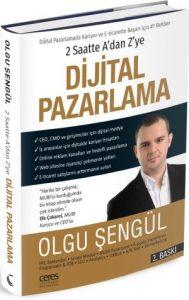 Dijital Pazarlama Kitabı Olgu Şengül 3d
