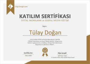 dijital pazarlama egitimi sertifika