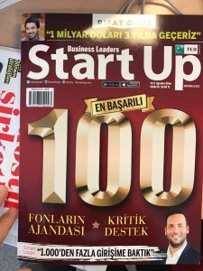 Start Up Dergisi Dijital Pazarlama