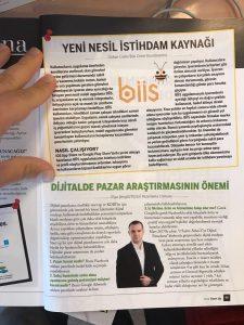 Startup Dergisi Dijital Pazarlama Olgu Şengül