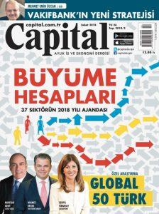 Capital Dergisi Şubat 2018